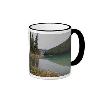 Cascade Mountains, Devils Lake, Oregon Coffee Mug