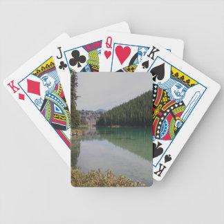 Cascade Mountains, Devils Lake, Oregon Card Decks