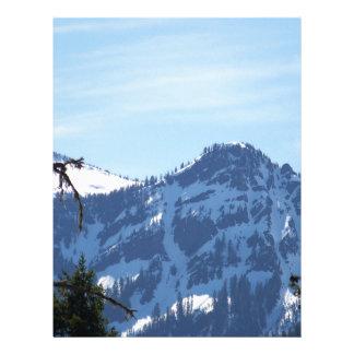 Cascade Mountains Letterhead