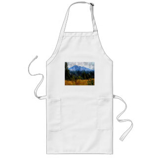 Cascade Mountains Meadow, Oregon Aprons