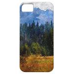 Cascade Mountains Meadow, Oregon iPhone 5 Cases