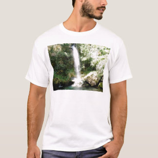 Cascade of Pissoire, France T-Shirt