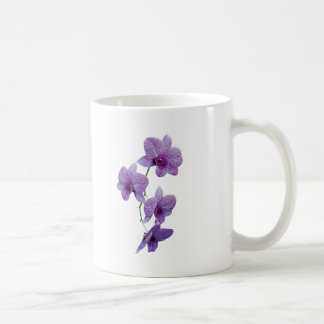 Cascade of Purple Orchids Coffee Mug