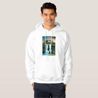 Cascade of ururu hoodie