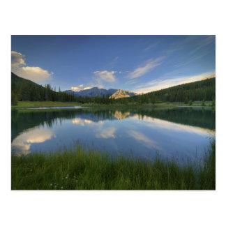 Cascade Ponds Postcard
