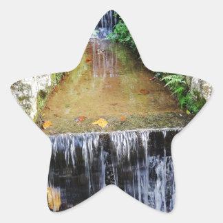Cascade Star Sticker