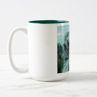 Cascades Two-Tone Coffee Mug