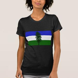 Cascadia, Colombia Political Tshirt
