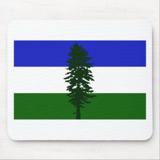 Cascadia Flag Mouse Pad