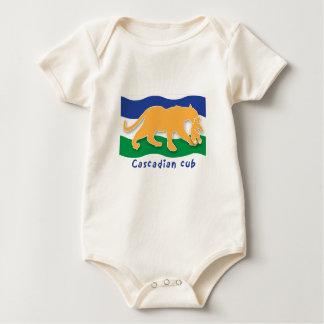Cascadian Cub baby creeper