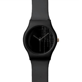 Cascading Binary Watch