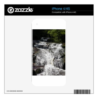 Cascading Falls Decal For The iPhone 4S