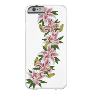 Cascading Flowers Barely There iPhone 6 Case