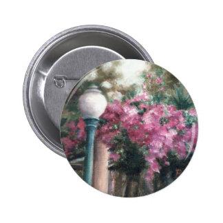 Cascading Flowers button