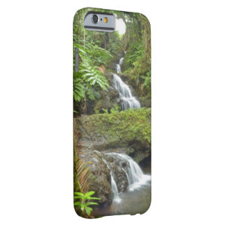 """""""CASCADING JUNGLE WATERFALLS"""" iPHONE6/6S CASE"""