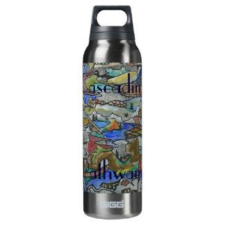 Cascading Pathways Liberty Bottle
