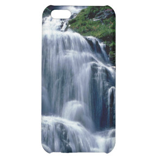 Cascading Stream And Wildflowers flowers Case For iPhone 5C