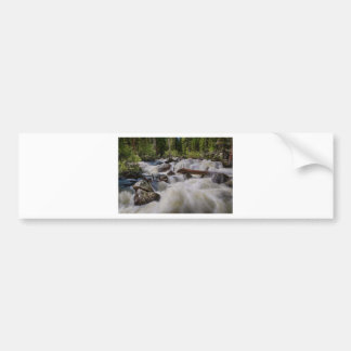 Cascading Stream Bumper Sticker