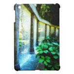 Cascading Water Feature Garden Waterfall iPad Mini Cover