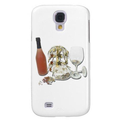 CascadingStarsAndWine010212 Funda Para Galaxy S4