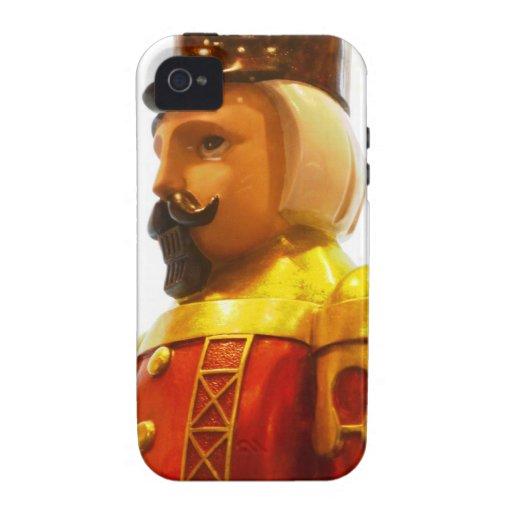 Cascanueces iPhone 4 Funda