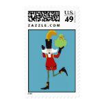 ¡Cascanueces postal del baile del sello!