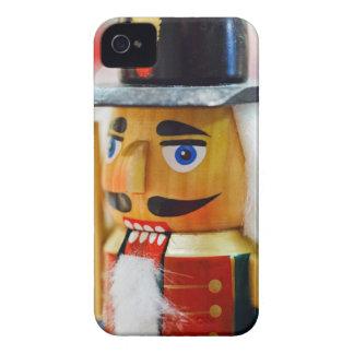 Cascanueces tradicional Case-Mate iPhone 4 coberturas