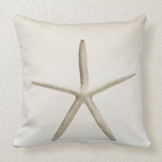 Cáscara de los pescados de la estrella almohadas