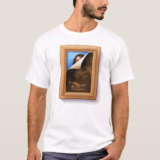 Cáscara de Mona Lisa Playera