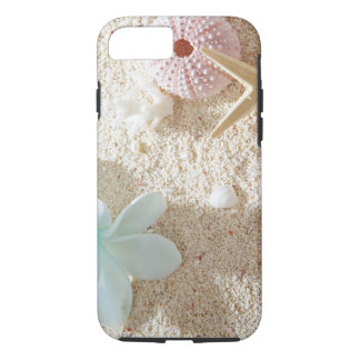 Cáscaras de la playa funda iPhone 7