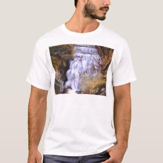 Cascata da Ribª da Ajuda - óleo (vendido) T-Shirt