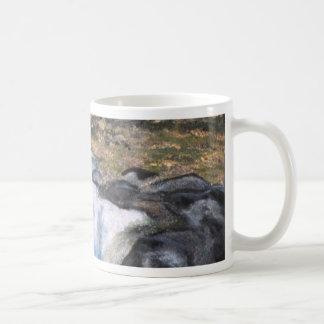 Cascata - óleo (vendido) taza clásica
