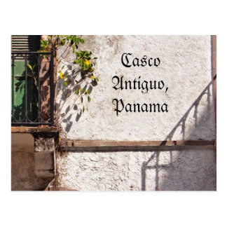 Casco Antiguo, Panama - Postcard