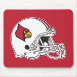 Casco de fútbol americano de Louisville Mousepads