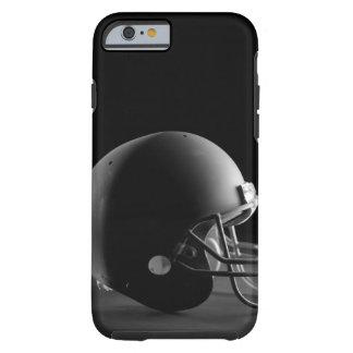Casco de fútbol americano funda de iPhone 6 tough