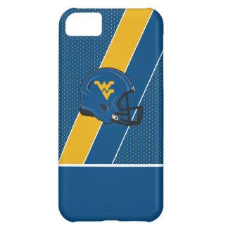 Casco de la universidad de Virginia Occidental Funda Para iPhone 5C