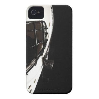 Casco de LaCrosse iPhone 4 Case-Mate Fundas