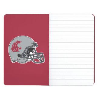 Casco de WSU Cuadernos Grapados