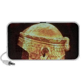 Casco del electro de rey Mes-Kalem-Cavar Laptop Altavoces