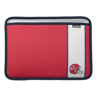 Casco del estado de Fresno Funda Para MacBookAir