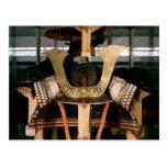 Casco del samurai, mediados del siglo XIV Postales