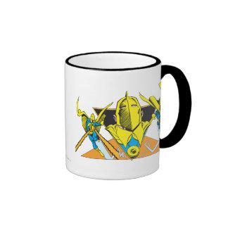 Casco del sino taza