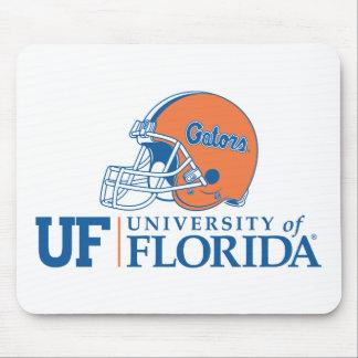 Casco el   de los cocodrilos del uF la Florida Tapete De Ratones
