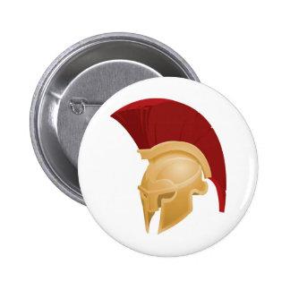 Casco espartano o Trojan Pin