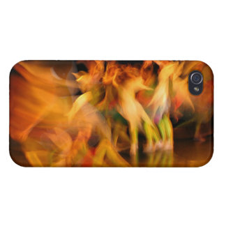 CASCO IPHONE4 LAS BAILARINAS iPhone 4 CARCASAS