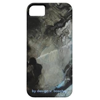 CASCO IPHONE 5 Grises y azules iPhone 5 Funda