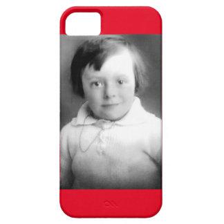 casco iPhone foto antiguo iPhone 5 Fundas