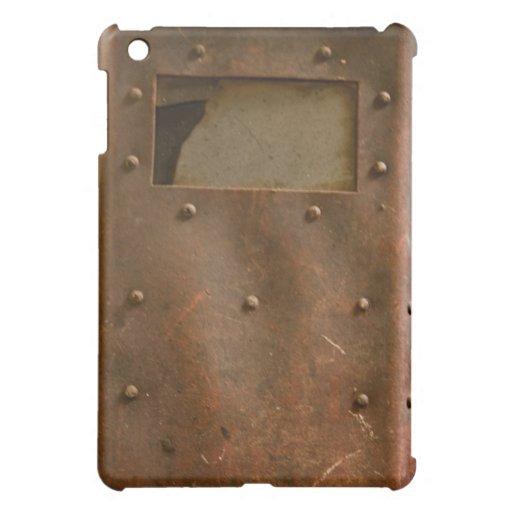 Casco oxidado de la soldadura iPad mini carcasas