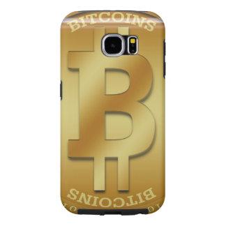 casco Samsung S6 Bitcoin Fundas Samsung Galaxy S6