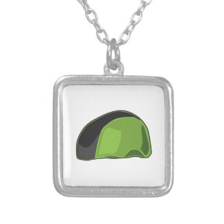 Casco verde grimpola personalizada